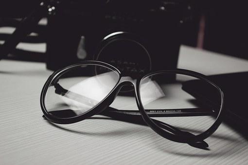 klasyczne okulary Gentleman