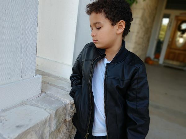 kurtka dziecięca bomberka